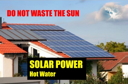 Solar Power & Solar Hot Water Systems